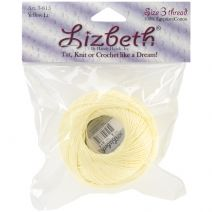 Handy Hands Lizbeth Cordonnet Cotton Size 3-Yellow Light