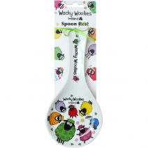 Wacky Woollies Spoon Rest-