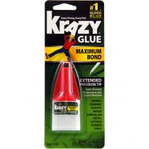 Krazy Glue(R) Maximum Bond Extended Precision Tip-.18oz