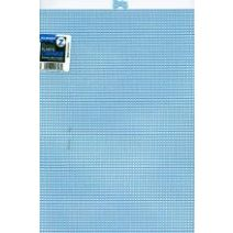 Darice Plastic Canvas 10.5 X 13.5 Inches Light Blue