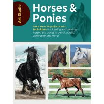 Walter Foster Creative Books-Horses & Ponies
