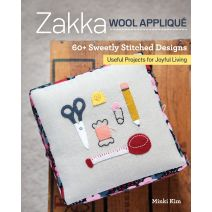 Stash Books-Zakka Wool Applique