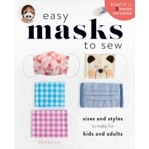 Zakka Workshop Books-Easy Masks To Sew