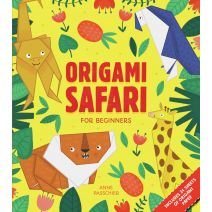 Dover Publications-Origami Safari For Beginners