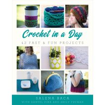 Stackpole Books-Crochet In A Day