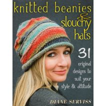 Stackpole Books-Knitted Beanies & Slouchy Hats