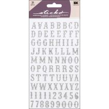 Sticko Alphabet Stickers-Carnival