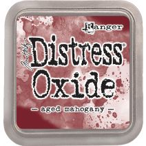 Tim Holtz Distress Oxides Ink Pad-Aged Mahogany