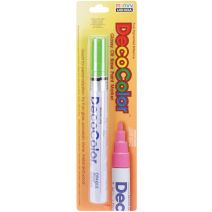 DecoColor Broad Glossy Oil-Based Paint Marker-Ligh