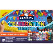 Elmer's Slime Celebration Kit-