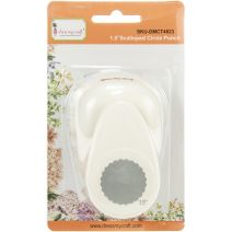 "Dress My Craft Paper Punch-1.5"" Scalloped Circle"