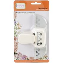 Dress My Craft Paper Punch-Flower Border Punch