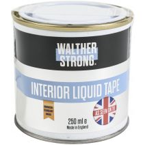 Walther Strong Interior Liquid Tape .53 Pint-Pale Yellow