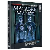 Macabre Manor SD Card HD 1080p