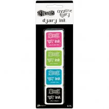 Ranger Dylusions Creative Dyary Ink Set