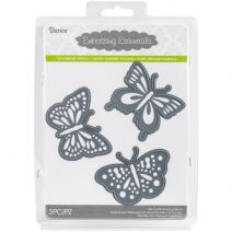 Embossing Essentials Dies Butterflies