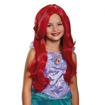 Disguise Inc - Ariel Deluxe Child Wig