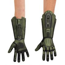 Disguise Master Chief Deluxe Adult Gloves