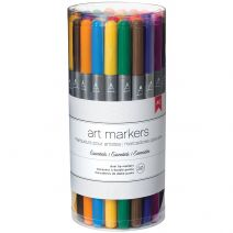 American Crafts Acmrkrart Tube Assorted