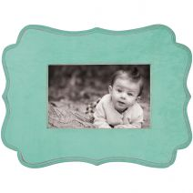 Decorative Wooden Frame Mint 10 X 7
