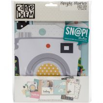 Collection Carpe Diem Snap Pages Envelope