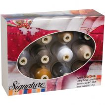 Signature 40 Cotton Gift Pack Collection -12/Pkg