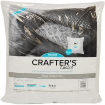 "Fairfield Crafter's Choice Pillow Insert-20""X20"" FOB: MI"