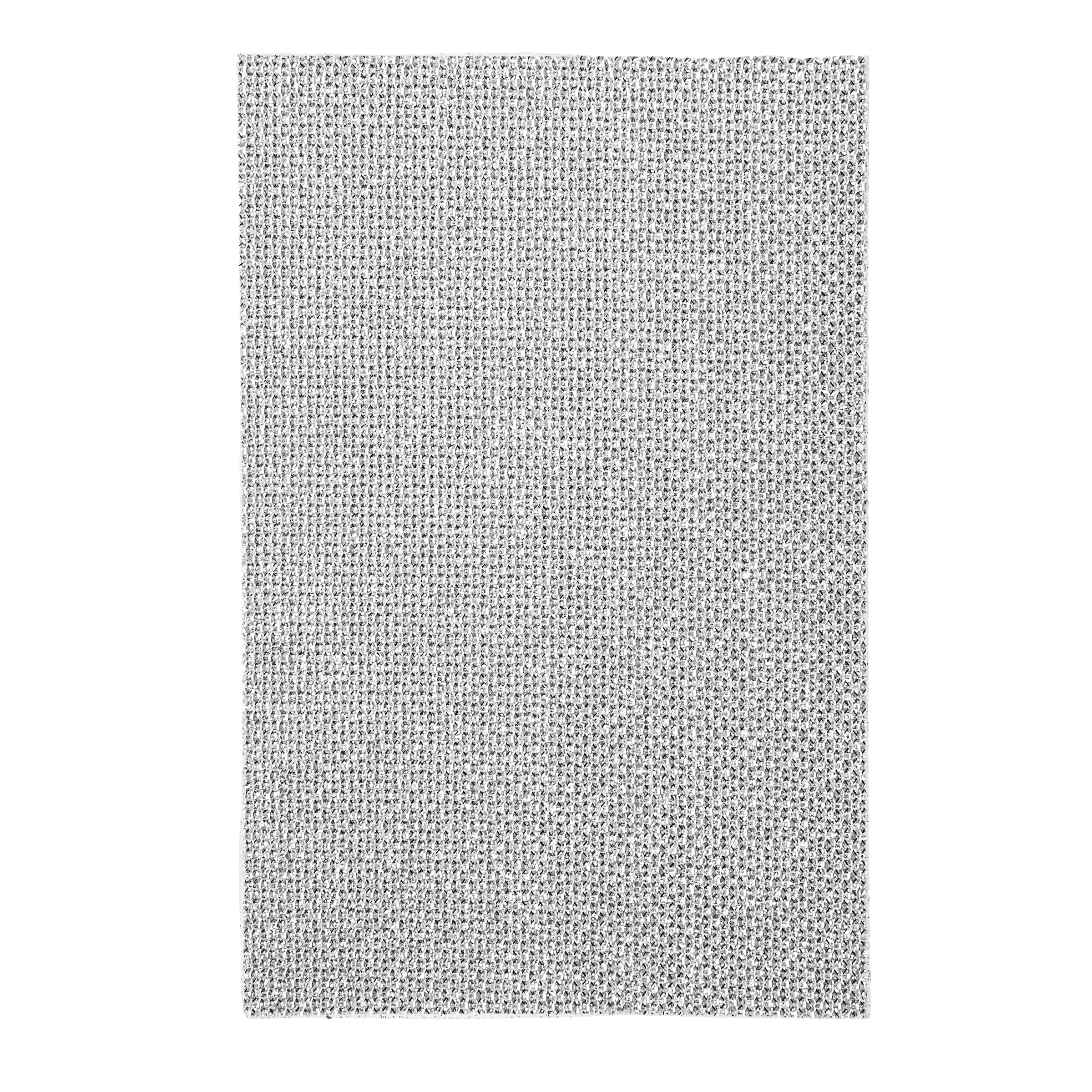 Darice David Tutera Illusion Shimmer Adhesive Mesh Light Silver