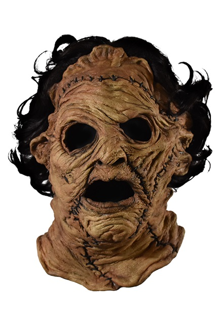 Trick Or Treat Studios Men'S The Texas Chainsaw Massacre 3D Leatherface Mask