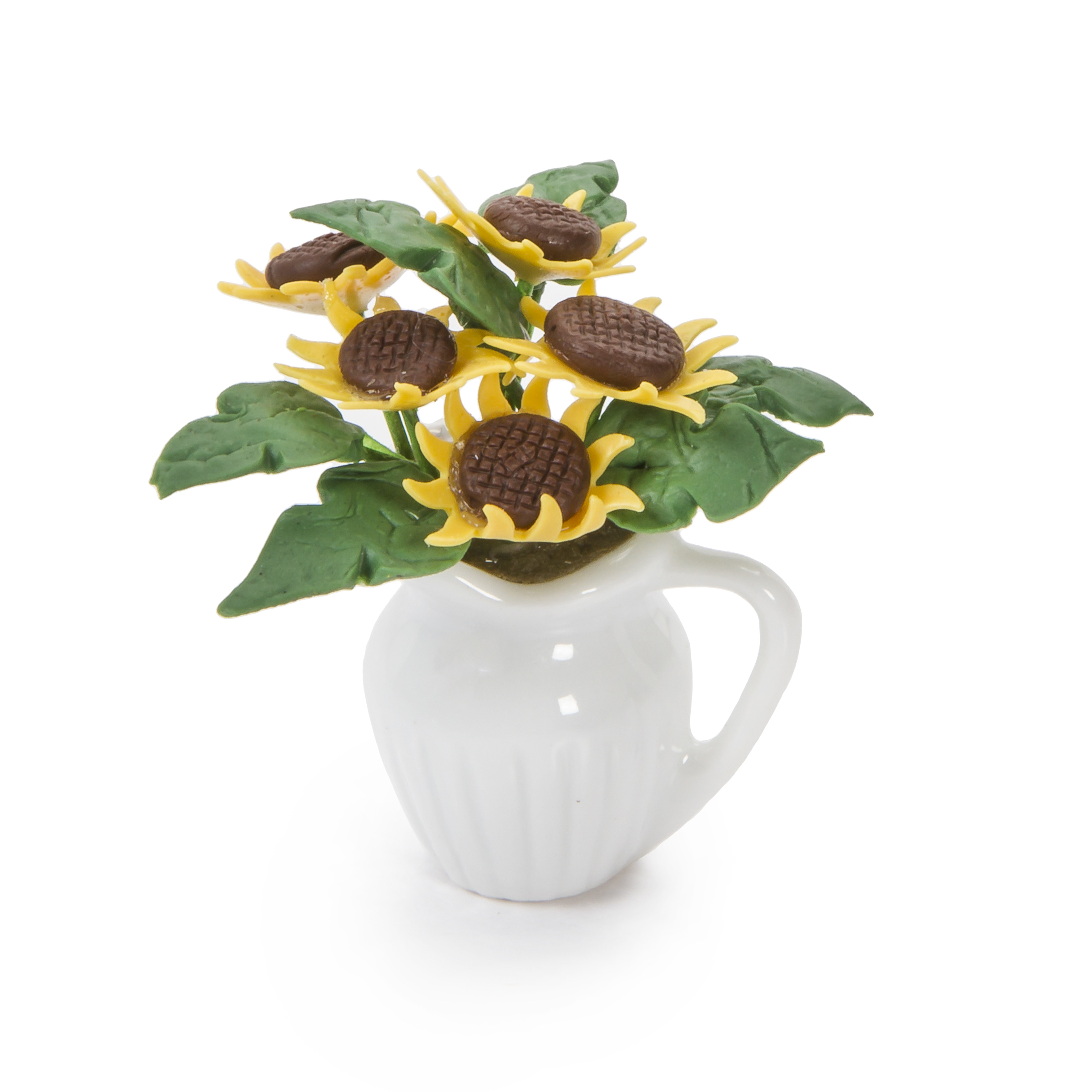 Darice Timeless Minis Handmade Sunflower Centerpiece 1.25 X 1.75 inches