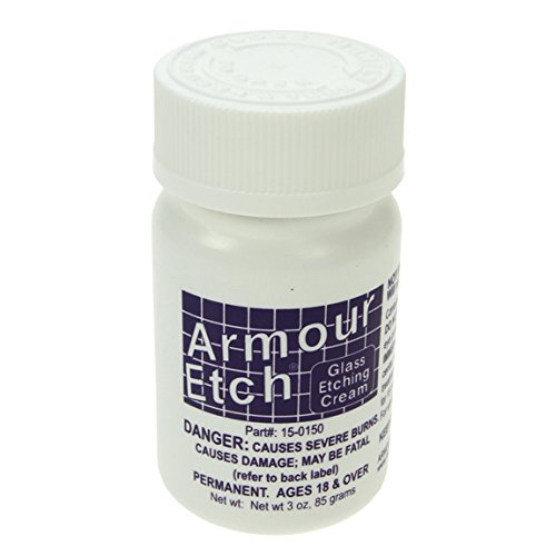 Armour Etch 3 Oz Etch Cream
