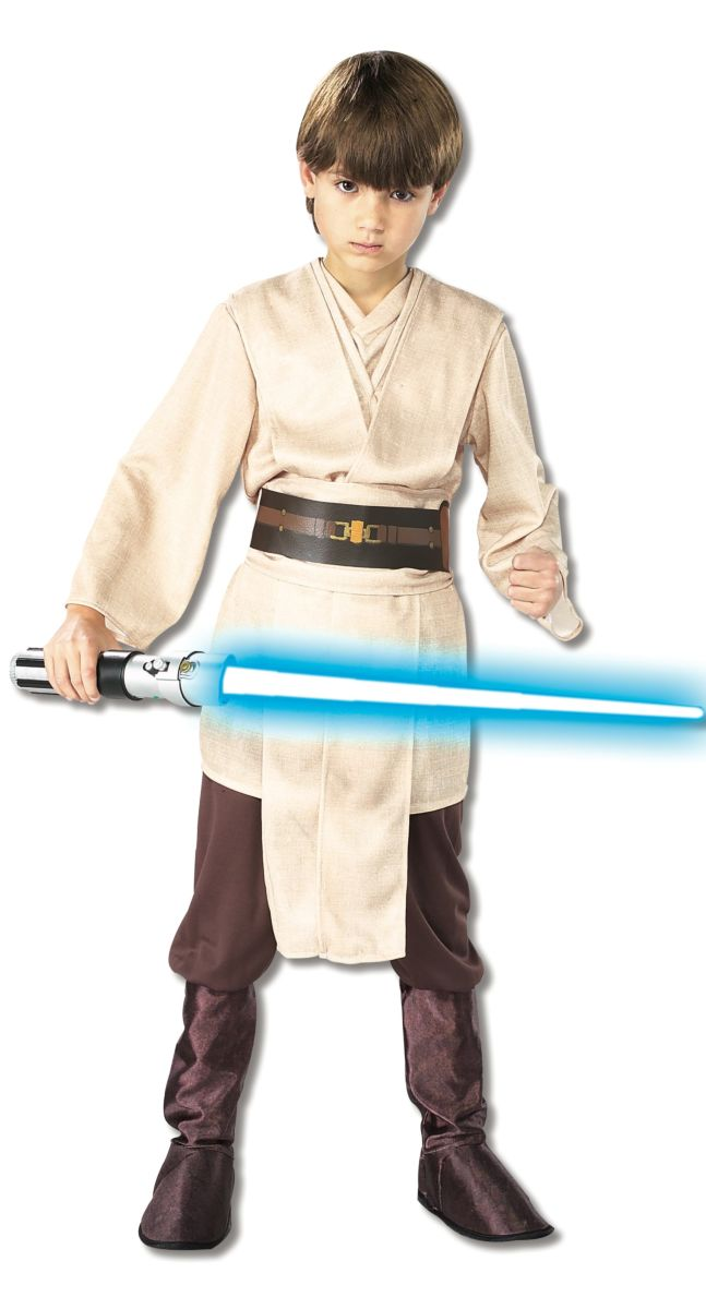 Rubie's star war classic Deluxe Kids Jedi Knight Costume Male Small