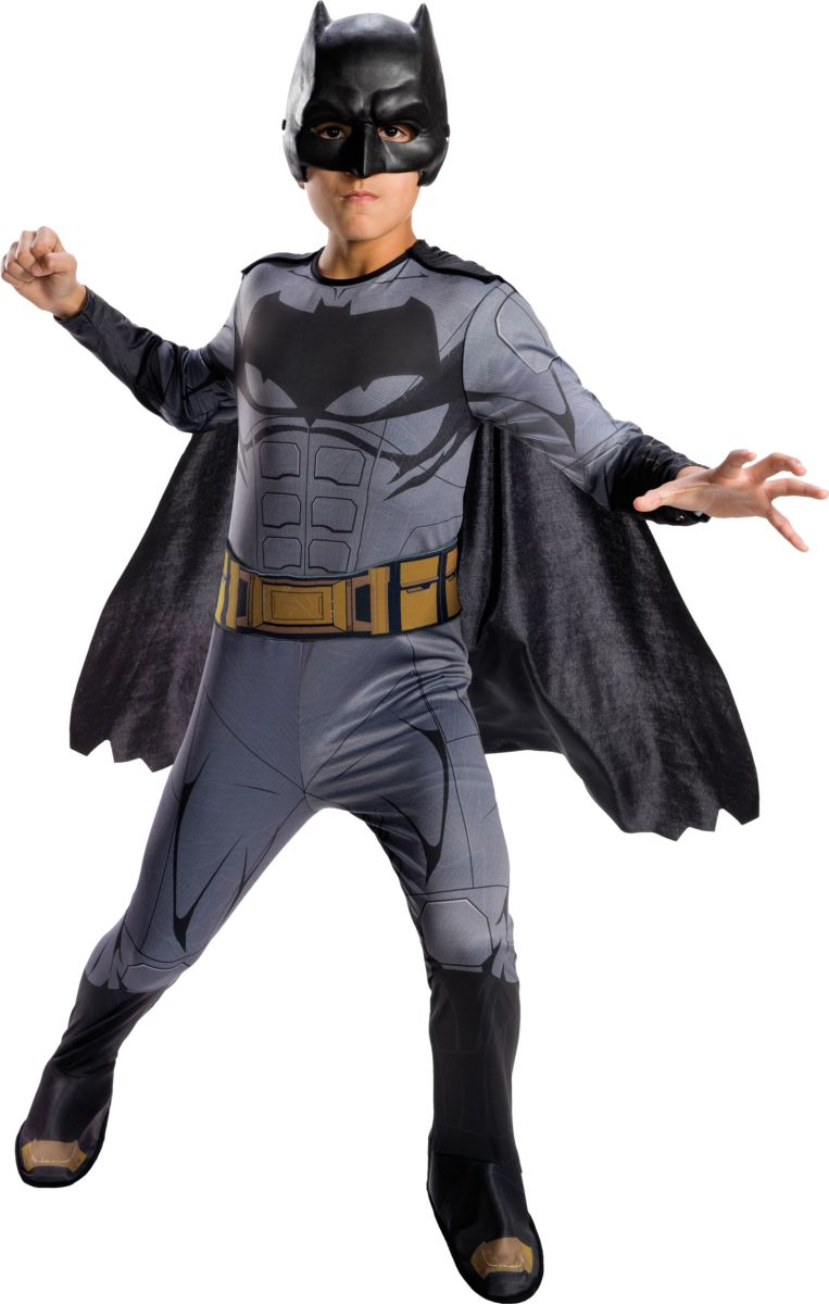 Rubies Kids Batman Justice League Costume Male Small