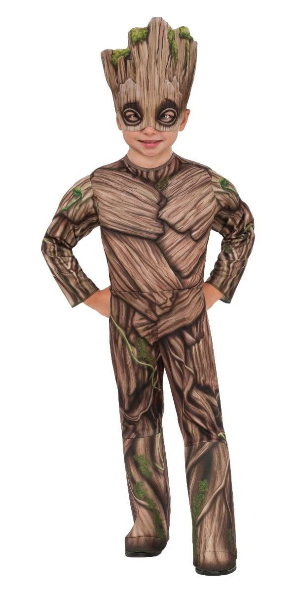 Rubie's Guardians Deluxe Toddler Groot Male Extra Small