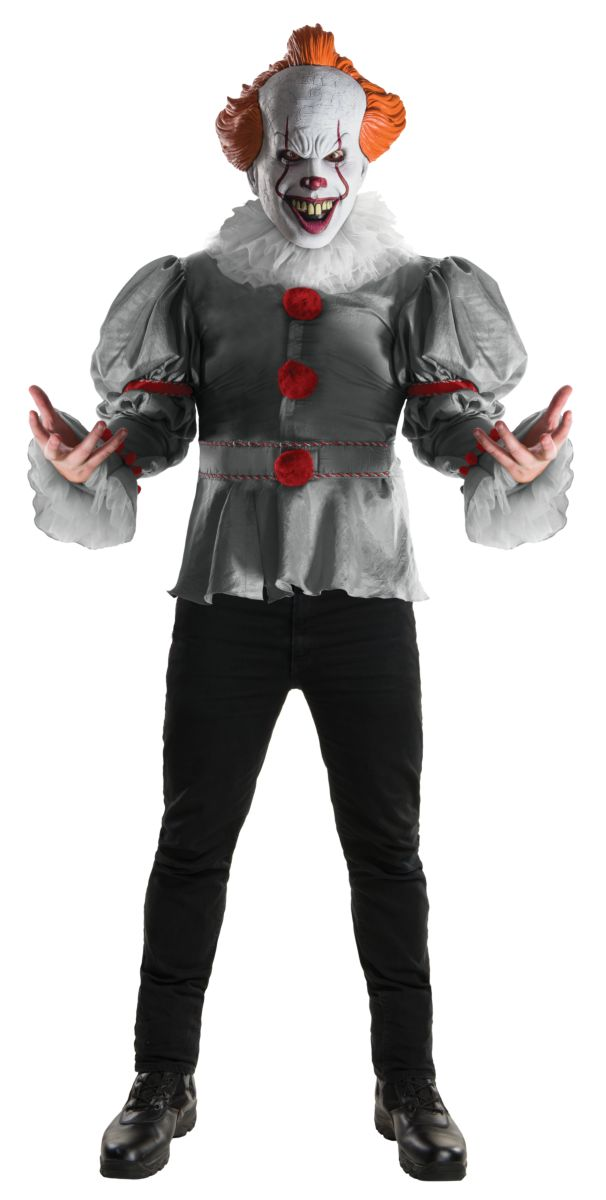 Rubies Deluxe IT costume Adult Male Extra Large