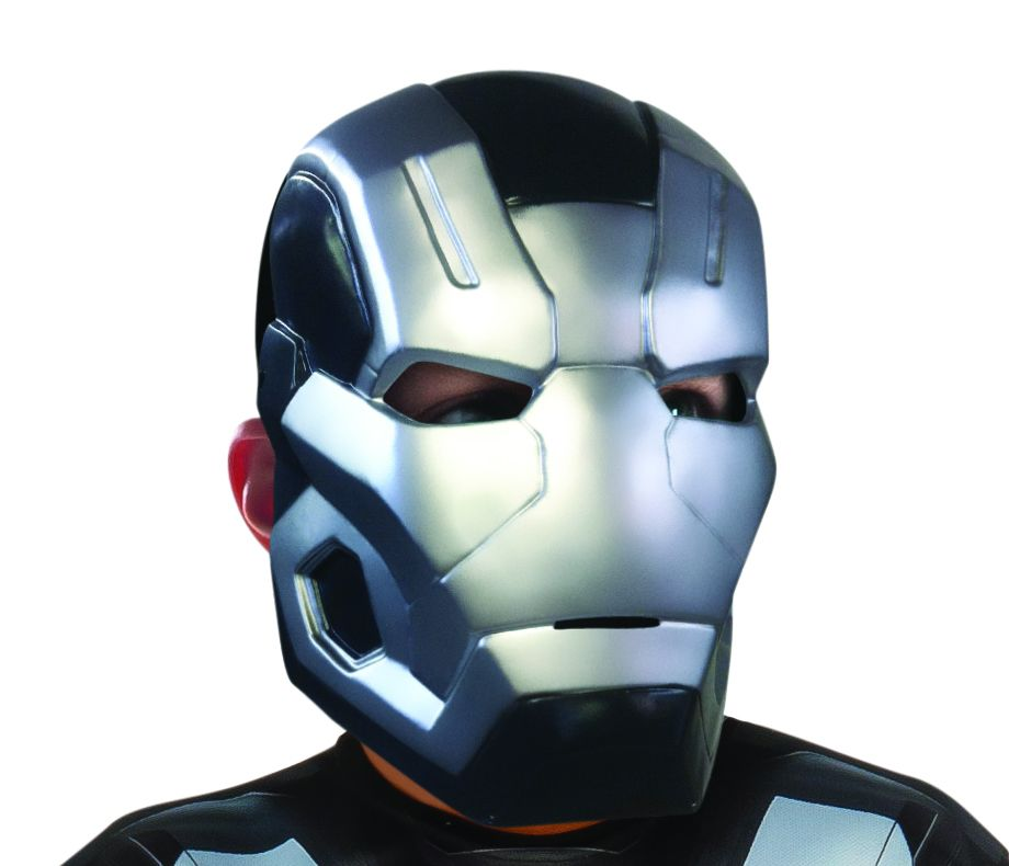 Captain America Civil War Kids War Machine Half Mask
