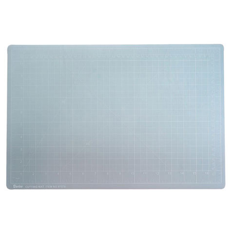 Darice Cutting Mat Clear A Grade 12 x 18 inches