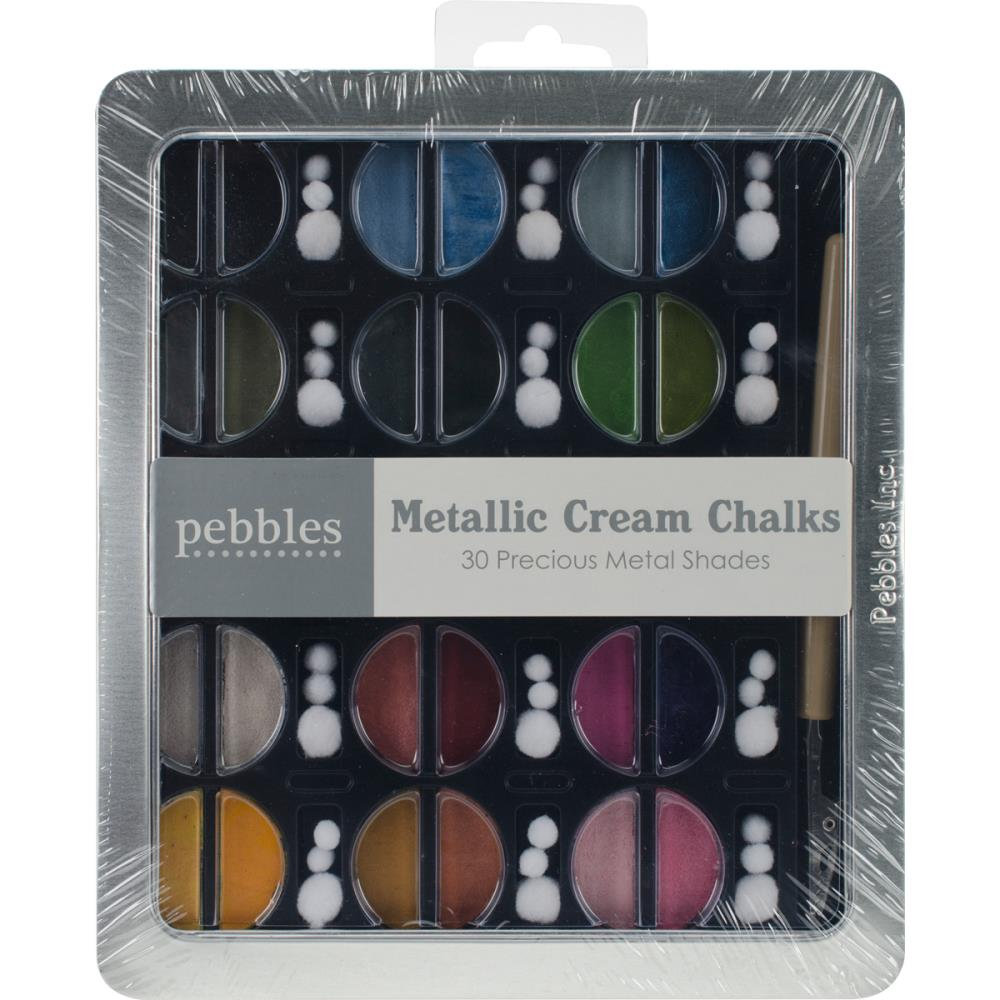 American Craft I Kan'dee Chalk Set-Metallics
