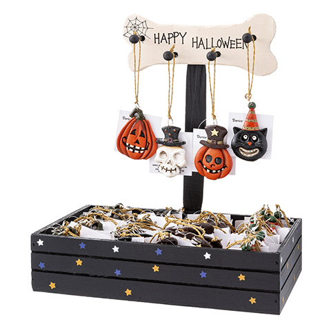 Darice Halloween Ornaments 1.75 X 2.63 Inches