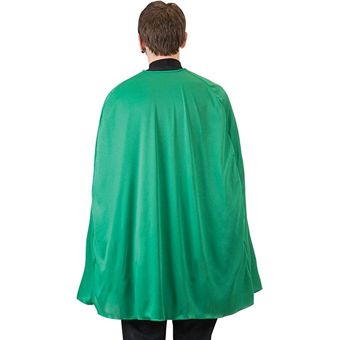 RG Costumes Green Superhero Adult