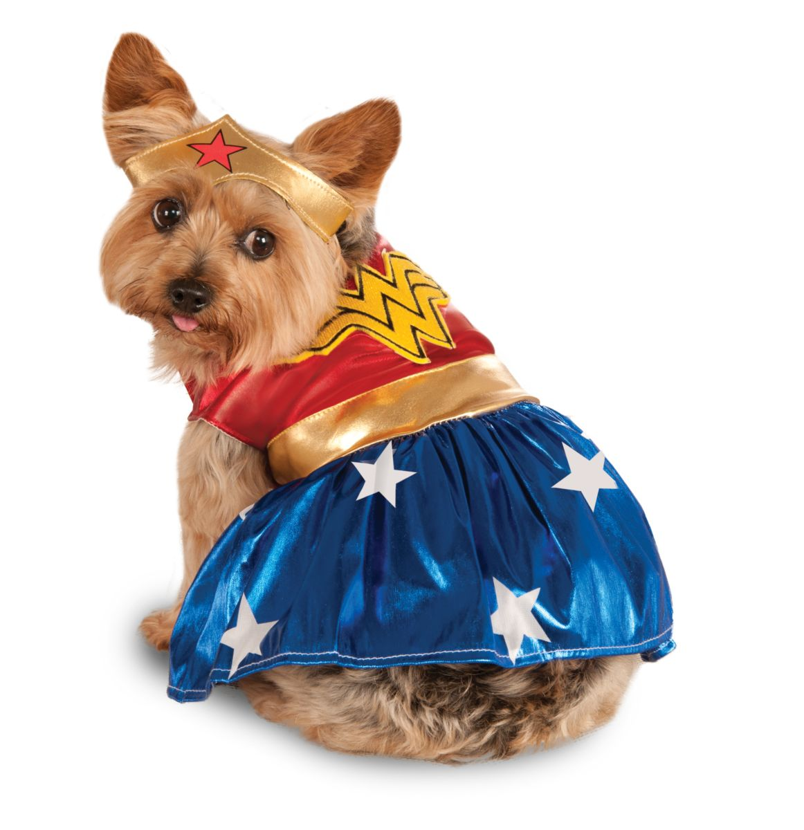 Rubies Wonder Woman Pet Costume Small