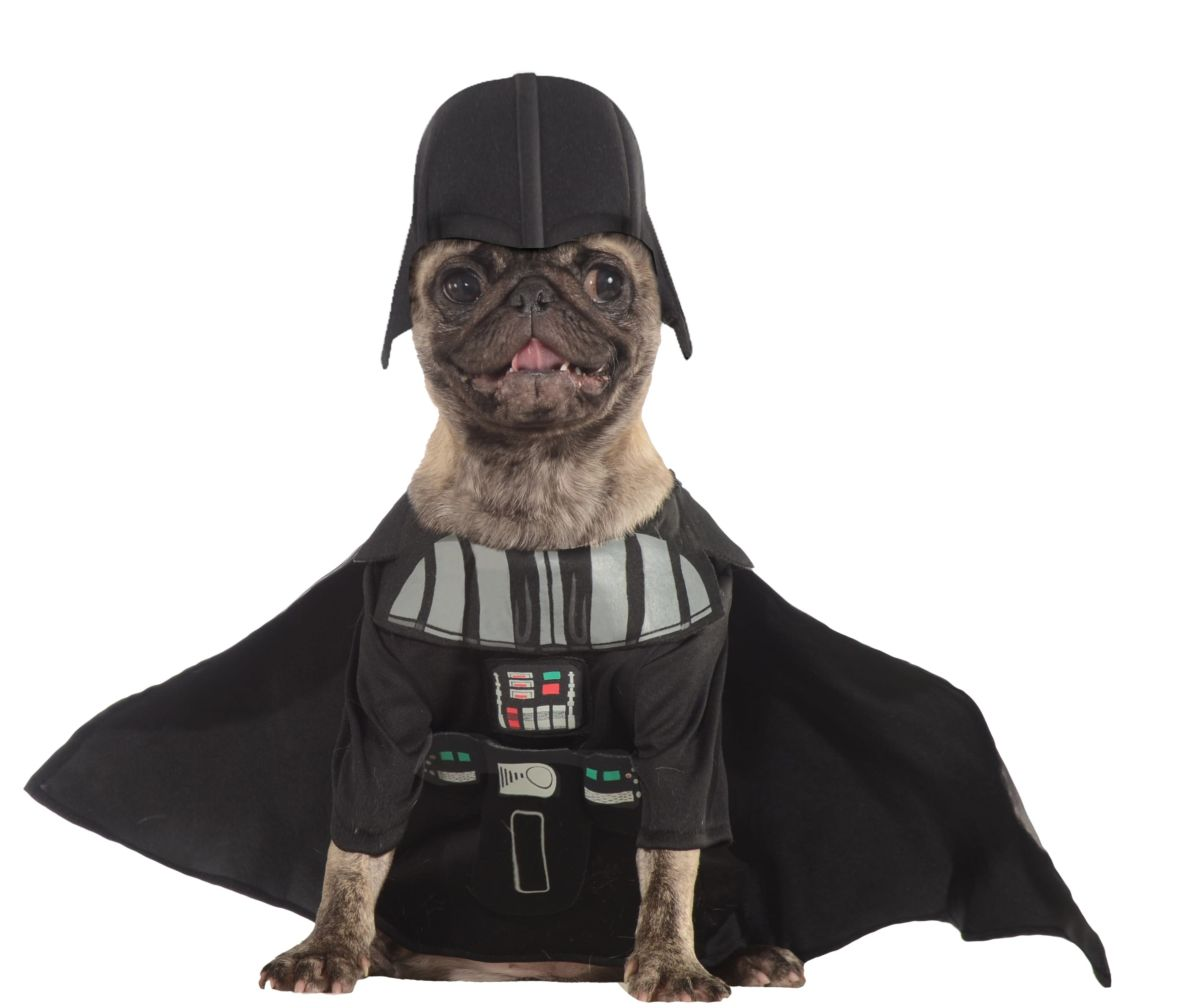 Rubies Star War Pet Darth Classic Vader Costume Small