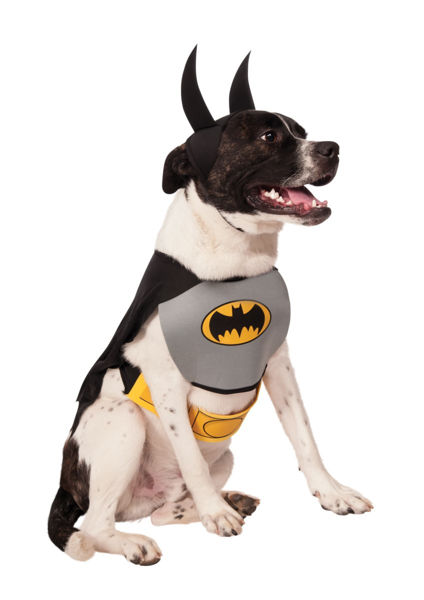 Rubies Classic Pet Batman Costume Small