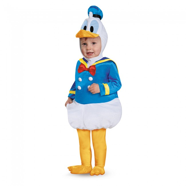 Disguise Donald Duck Prestige Infant Costume