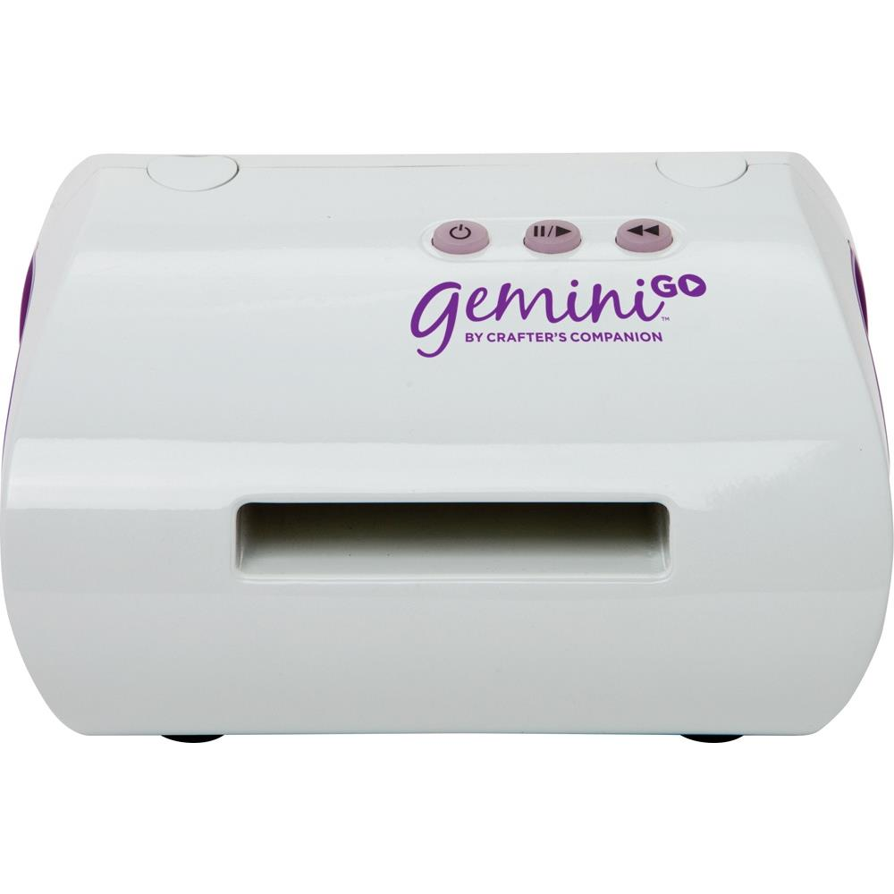 Crafter's Companion Gemini GEMGO-M-USA Go Embossing and Die Cutting Machine  White