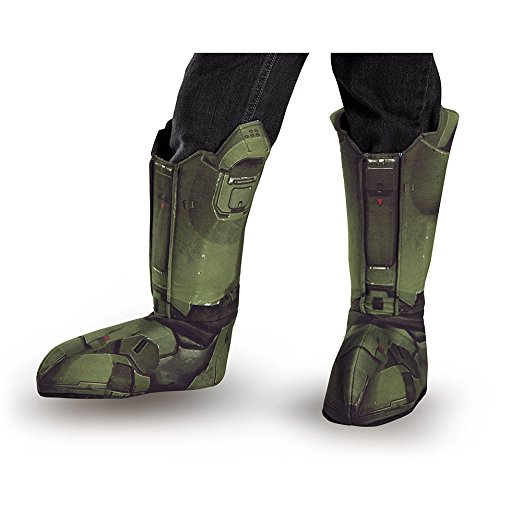 Disguise Master Chief Adult Boot Covers