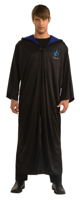 Harry Potter Adult Ravenclaw Robe Male Extra Large