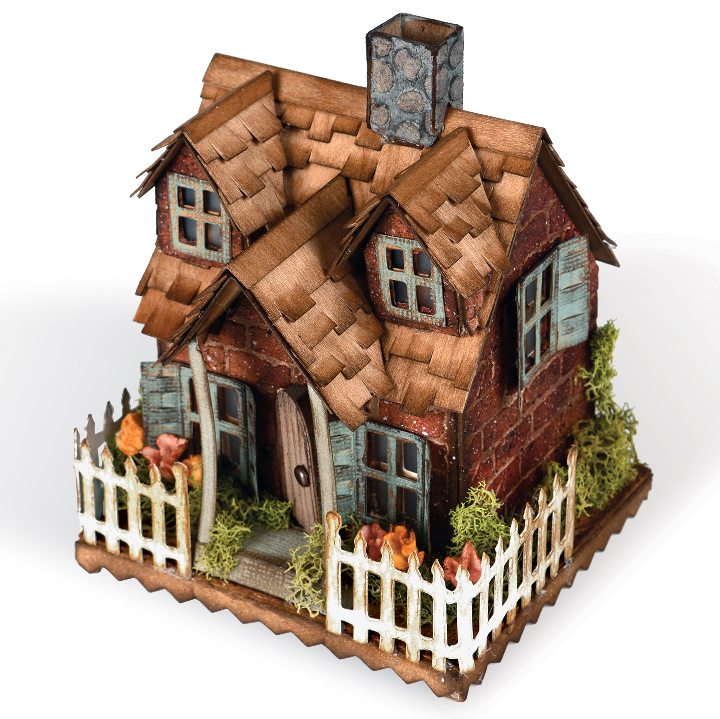 Sizzix Tim Holtz Alterations Village Cottage Bigz Dies